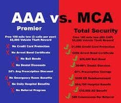 AAA verses MCA   MCA more benefits + Income! Call to learn more: 216-245-8213  www.911EmergCRoadside.com