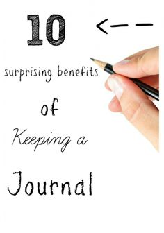 journal keeping, 10 surprising benefits of keeping a journal, mymommystyle.com, diary,