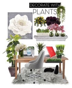 """In the woods"" by asnaate ❤ liked on Polyvore featuring interior, interiors, interior design, home, home decor, interior decorating, Graham & Brown, Laura Ashley, Home Decorators Collection and Speck"