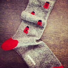 Monsieur wool & cashmere socks.