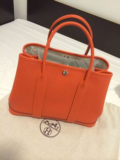 Hermes - Garden Party (tourterelle) Tote Bag. Get one of the ...
