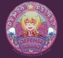 Armin Arlert Defense Squad Merch T-Shirt