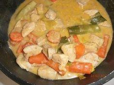 """""""Blanquette"""" de poulet ww - La cuisine d'Angelle"""