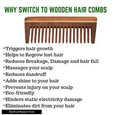 Benefits of wooden comb Hey Guys, Have you started using wooden comb yet? Ever since I shared my hair growth journey, a lot of you reached out to me to ask does wooden comb Beauty Care, Beauty Skin, Beauty Hacks, Hair Beauty, Beauty Tips, Hair Care Recipes, Hair Care Tips, Hair Tips, Hair Comb