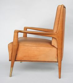 Anna Sheffield / a good mid-century modern chair goes a long way….....