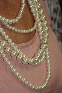 Imitation pearls from R120 - by Signorina's