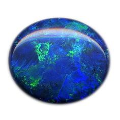 """""""Oceana Australis"""" - photos simply don't do this amazing 33ct gem justice. We can't tell you who bought it, but we can tell you it was a Presidents wife! #lostseaopals #opal #lightningridge #gemstone #lucky #wishlist #love #luxury #blackopal #loveopal #beautifulthings #australia #nationalgemstone #president"""