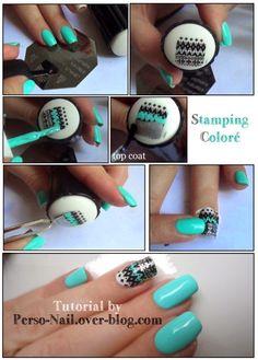 Pellmell Créations: Inspirations nail arts