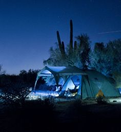 Camping in style at Bryce with Signature Camps at REI / REI #sponsored