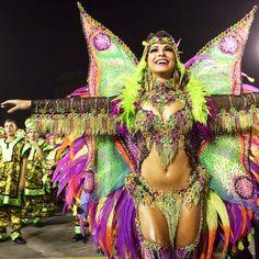 Rio-Carnival mocidade