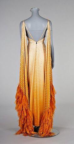 DressPierre Balmain, 1970sKerry Taylor Auctions