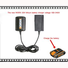496.91$  Watch here - http://aliq2m.worldwells.pw/go.php?t=32765662570 - 10PCs 20v lithium battery pack charger 500MA smart charger   1.3Ah, 1.5Ah, 2.0Ah Rechargeable battery capacity 496.91$
