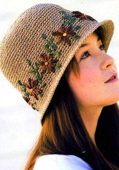 как связать шляпу с полями спицами: 13 тыс изображений найдено в Яндекс.Картинках