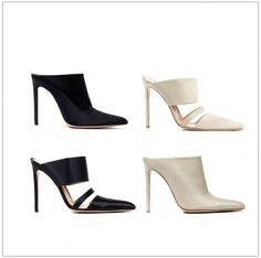 4e8d27838b3780 Gianvito Rossi for Altuzarra shoes! Mules Shoes