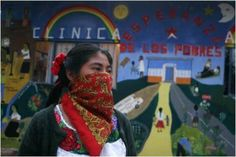 """APORTES DEL ZAPATISMO A LA LUCHA FEMINISTA"" (Video de Lumaltik Herriak, País Vasco)"