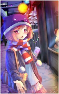 Natsuki fanart