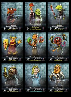 Game of Thrones Muppets - awesome