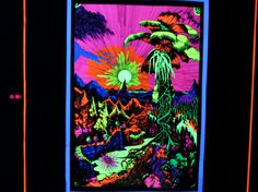 18 Best Blacklight Party Images On Pinterest