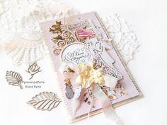 C.h.e.a.p.-art: Вдохновение от ДК. Анна Куля: свадебная открытка