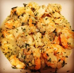 Instant Pot Shrimp Scampi
