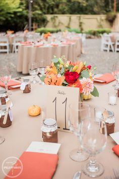 table setting wedding reception