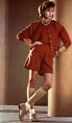 Best Fashion Look : Ocean Pacific, Seventeen magazine, August 70s Fashion, Fashion History, Fashion Models, Fashion Looks, Vintage Fashion, Fashion Outfits, Fashion Trends, Moda Retro, Looks Style