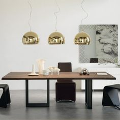 Sigma Dining Table & Cattelan Italia Sigma Dining Table | YLiving
