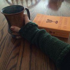 Elyse's arm warmers
