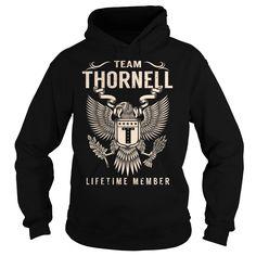 Team THORNELL Lifetime Member - Last Name, Surname T-Shirt