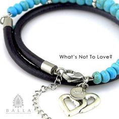 Love it! Only at: ballabracelets.com  #accessories #style #shopping #musthave #swag #instafashion #fashion #fashionista #jewelry #ballabracelets