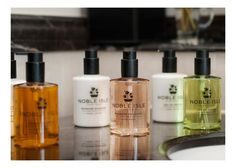 Our luxurious bath & body collection unveiled at the Langham London
