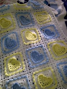 Ravelry: Sweetest Hearts pattern by Anne Halliday