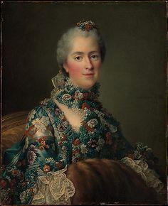 Madame Sophie de France (1734–1782), 1762 by François Hubert Drouais