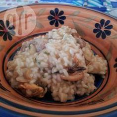 Risotto ai frutti di mare @ allrecipes.co.uk