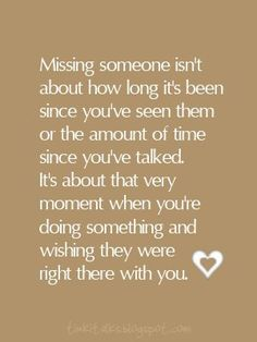 Yep......I miss my bff but they have moved on to a new bff. Guess it's time to move on too and make a new bff.....