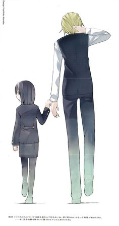 Shizuo and Akane. :3