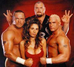 ECW, Shane Douglas, Francine, Chris Candido, Bam Bam Bigelow