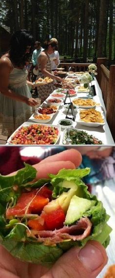 Enjoy delicious cuisines offered by this catering company in Eugene. They have a team of experienced party caterers who provide catering for weddings and other special events.