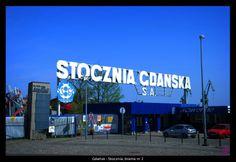 Gdańsk - Stocznia, brama nr 2