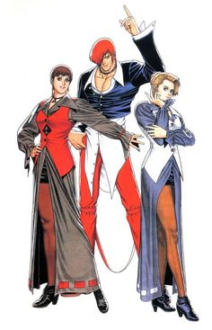 Nostallgia Brasil: The King of Fighters '96