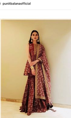 Dark-Hued Traditional Outfit Ideas For Bridesmaids Indian Fashion Trends, Indian Fashion Designers, Indian Designer Outfits, Asian Fashion, Designer Dresses, Men's Fashion, Ethnic Outfits, Ethnic Dress, Indian Outfits