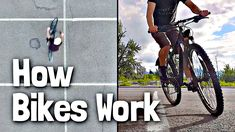 The Counterintuitive Physics Of Turning A Bike Nebula Haro Bikes, Classical Physics, Physics Lessons, Road Bike Frames, Carbon Road Bike, Bicycle Race, Cool Bikes, Chemistry, Coding