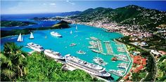 St. Thomas, US Virgin Islands, Caribbean Sea.  Been there done that!