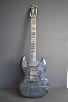Epiphone SG Custom Prophecy Electric Guitar