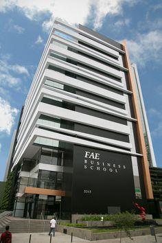 Sakaguti Arquitetos Associados: Sede da FAE Business School