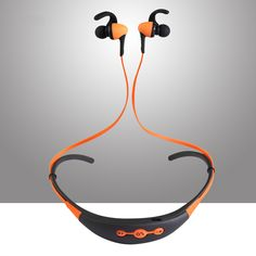 Wireless Headset For Moblile BT-54 Neckband Headphones Type Sport Noise Reduction Chip 4.1 Stereo Bluetooth Earphone For Xiaomi