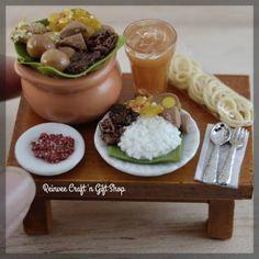 Menu sarapan hari ini, nasi gudeg...Thanks ordernyaa #clay #miniature #clayminiature #claycraft #craft #handmade #tiny #foodminiature #fakefood #clayfood #airdryclay #miniaturestuffs #miniatur #miniaturclay #miniaturlucu #miniaturmurah #kado #carikado #souvenir #souvenirlucu #souvenirunik #jualan #malang #onlineshopmalang #pajangan #jualclay #customorder #reinveesproducts