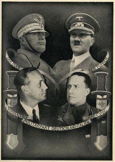 """Stahlpakt"" - Militärpakt Deutschland-Italien, 1939"