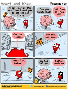 You had one job! The Awkward Yeti.  Lol this is awesome. Love their comics. Happy Friday http://theawkwardyeti.com/