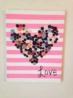 Apartment decoration DIY... i wanna make this but a peace sign